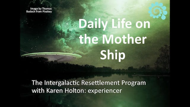 Karen Holton - The Intergalactic Rese...