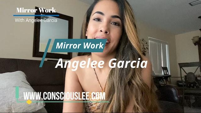 Angelee Garcia - Mirrorwork