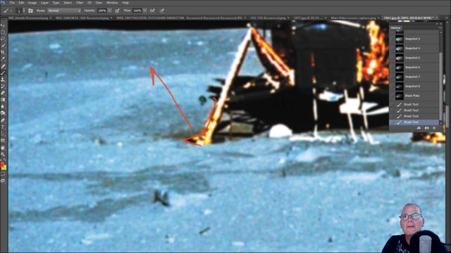 What Is Being Hidden In This Apollo 11 Photo (PT 2)