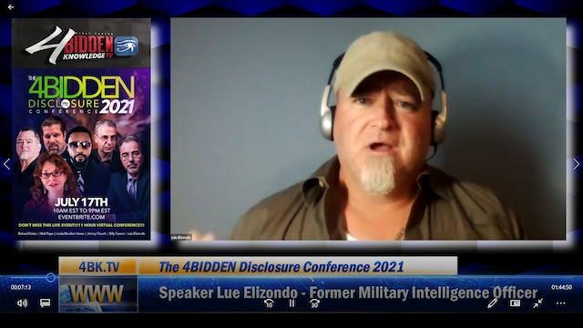 The 4BIDDEN Disclosure Conference - L...