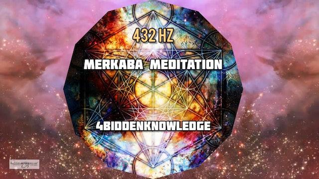 432 Hz Merkaba Meditation by 4biddenknowledge AKA Billy Carson