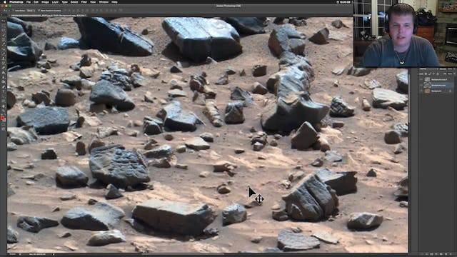 Past Life On Mars Proven In Curiosity...