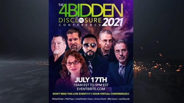 The 4BIDDEN Disclosure Conference