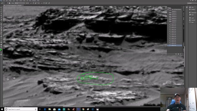 Martian Structures, Mechanical Parts ...