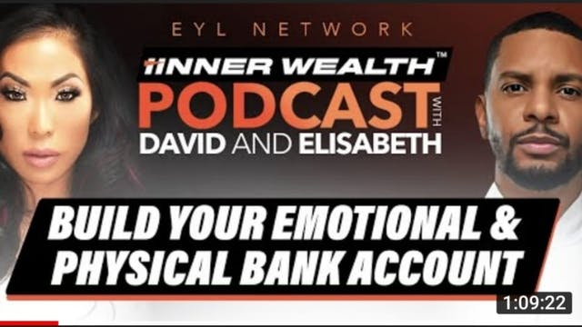 Build your emotional & physical bank ...