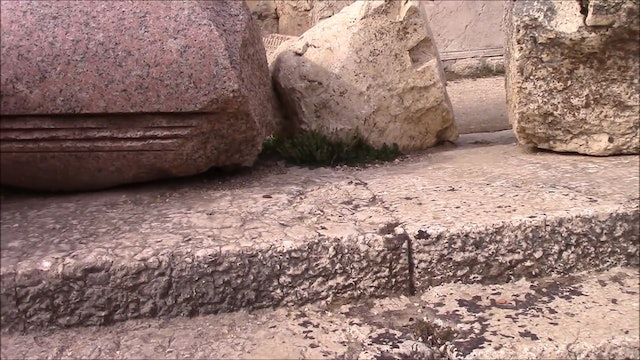Megalithic Enigmas Of Baalbek Lebanon - Part 4 Of 4