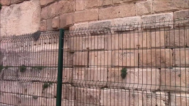 Megalithic Enigmas Of Baalbek Lebanon - Part 3 Of 4