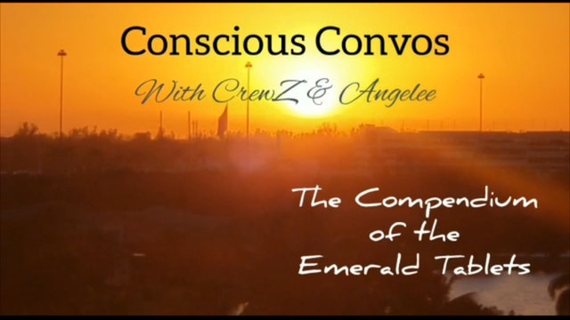 Conscious Convos Book Review With CrewZ & Angelee.