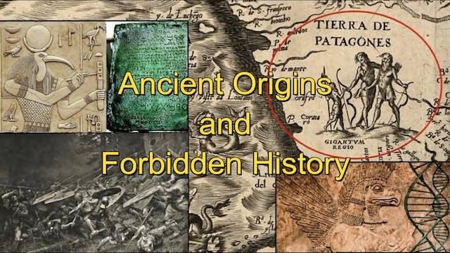 Hidden Origins and Forbidden History,...