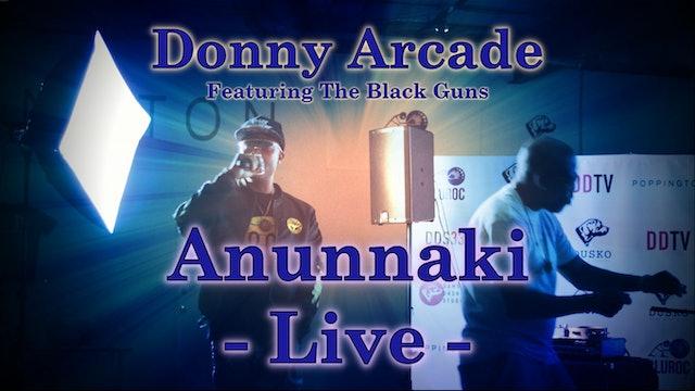 Anunnaki Donny Arcade  Live Egyptian Mystery School