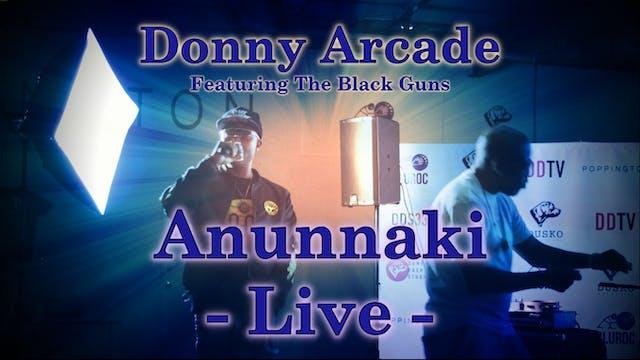 Anunnaki Donny Arcade  Live Egyptian ...