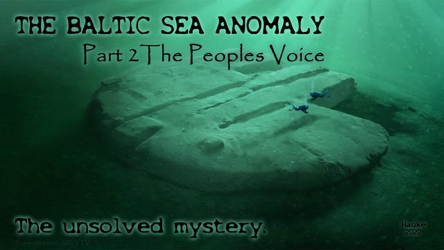 The Baltic Sea Anomaly. The Unsolved ...