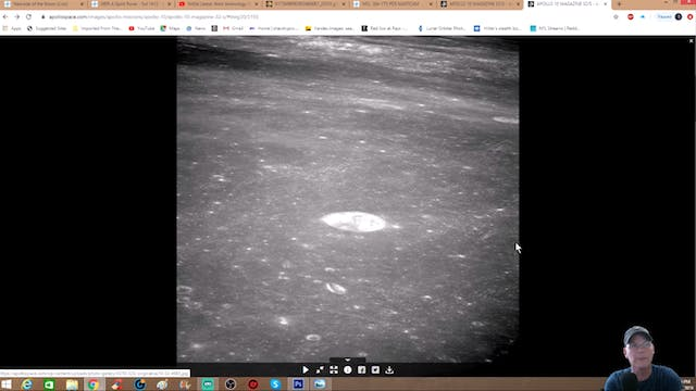 More Lunar Structures Found In Apollo...