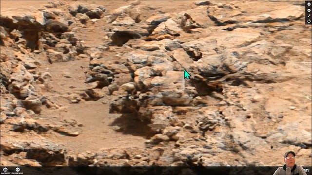 The Martian Junkyard - More  Anomalou...