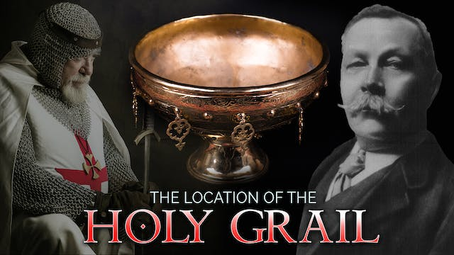 The Secret Location of the Holy Grail...