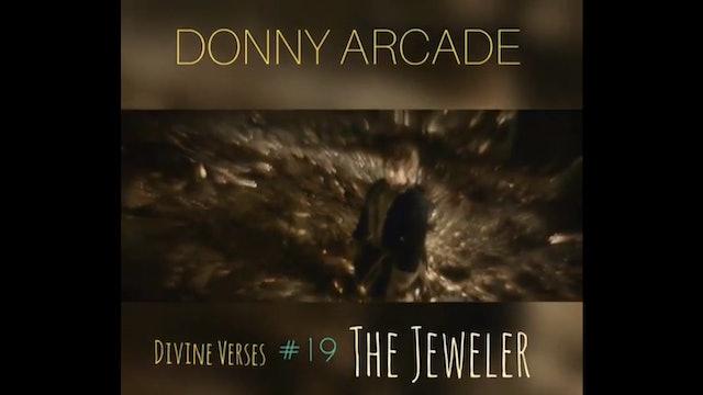Divine Verses #19  Jeweler  by @DonnyArcade