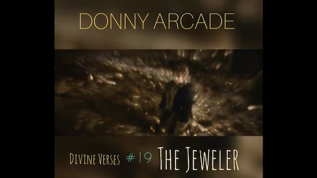 Divine Verses #19  Jeweler  by @Donny...