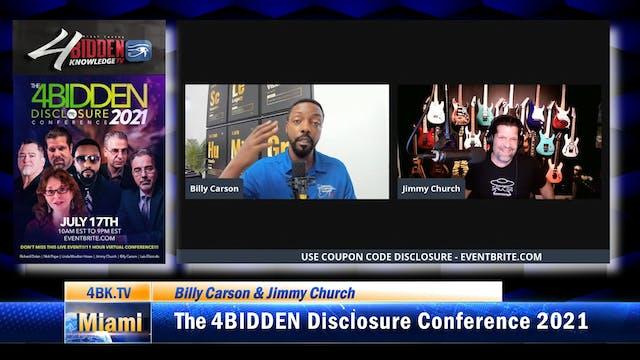 4bidden Disclosure Conference 2021 Pt 1 - Intro -