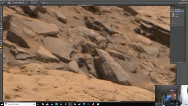 Unmasking Ancient Martian Ruins! - Pi...