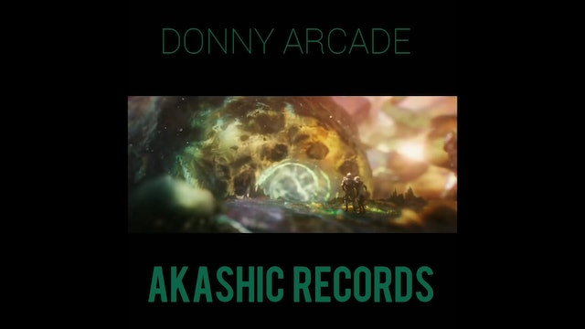 AKASHIC RECORDS by @donnyarcade 1