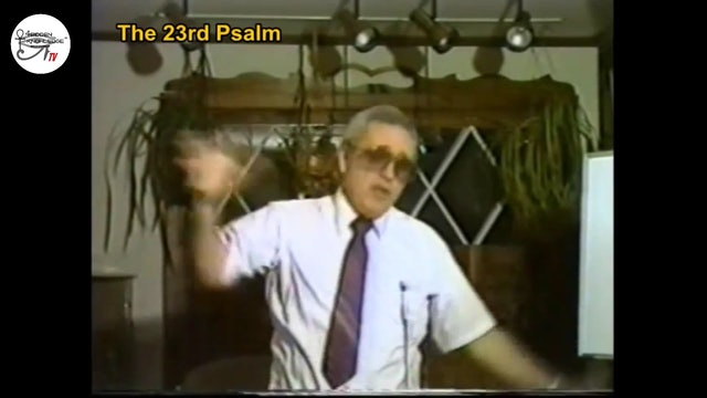 Bill Donahue - 23rd psalm