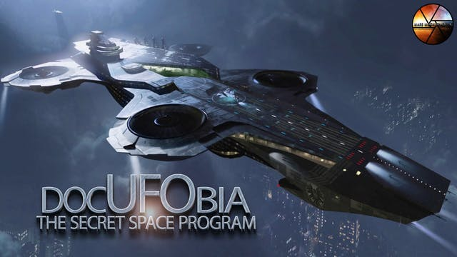 DocUFObia. The Secret Space program P...