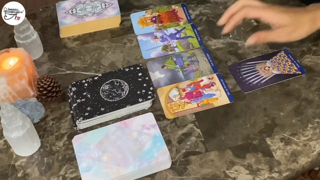 Tarot with Angelee