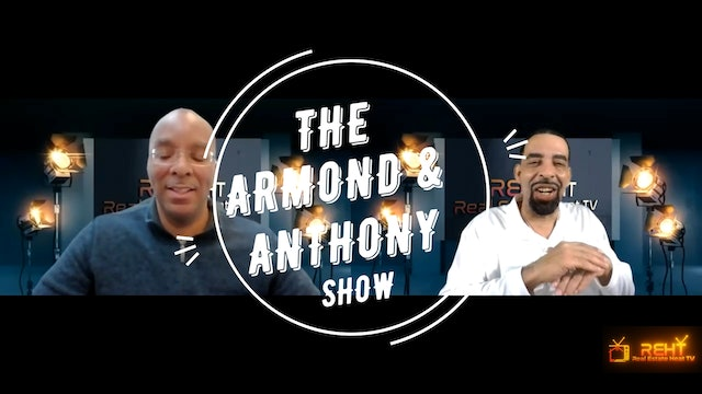 The Armond & AnThony Show  S1:Ep1