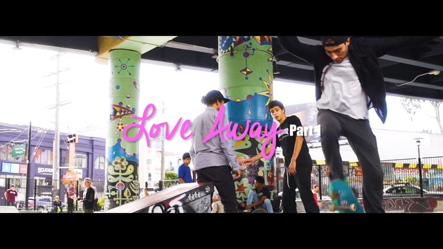 Analise D'Ambrosio X HitEmUp - Love Away - ( Official Video )