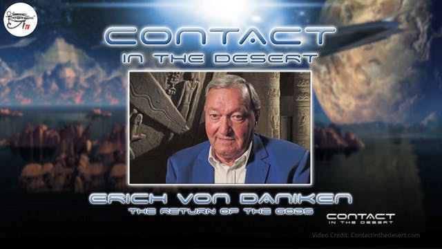 Erich Von Daniken - Retun Of The Gods