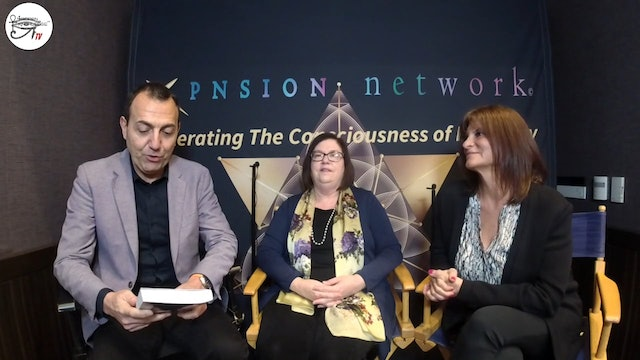 Beyond Ever After with Catherine Weissenberg and Jocelyn Montanaro