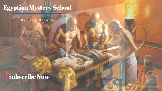 Egyptian Mystery School Series Trailer