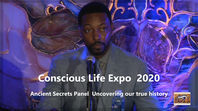 Ancient Secrets Panel - EXPO - 2020 EP 1