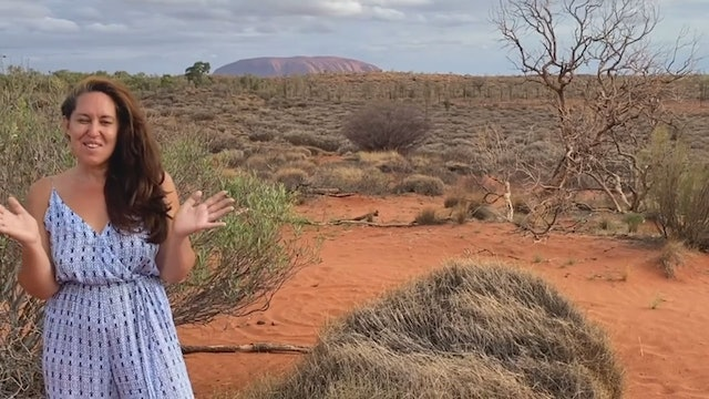 IMPORTANT information for the Magic Box Activation at Uluru for December 21 2...