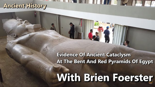 Evidence Of Ancient Cataclysm At The ...