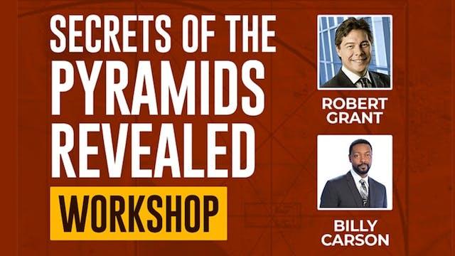 Secrets Of The Pyramids Revealed Workshop
