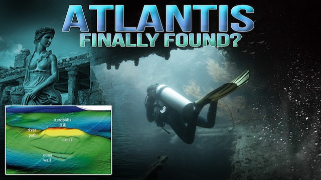 Has The Fabled Lost City of Atlantis Finally Been Found in Cyprus?