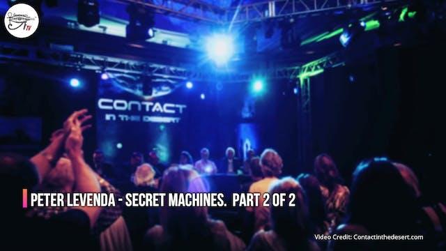 Peter Lavenda - Sekret Machines.  Par...