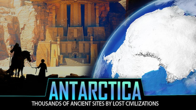 1964 Satellite Photos show Ancient Ruins in the Middle East and Antarctica