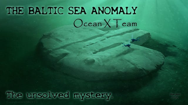 The Baltic Sea Anomaly  The Unsolved ...