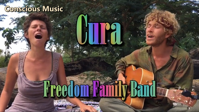 Cura (Live) - Freedom Family Band