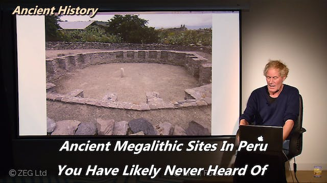 Ancient Megalithic Sites In Peru You ...