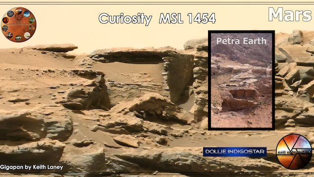 Petra Jordan - The Anunnaki and Mars