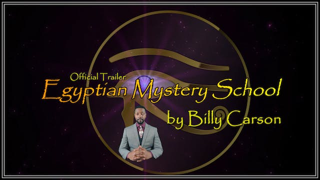 Egyptian Mystery School by Billy Cars...
