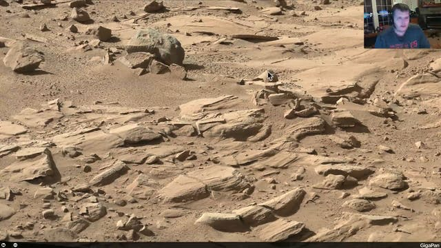 Mars Ruins Vs Earth Pumapunku Bolivia...