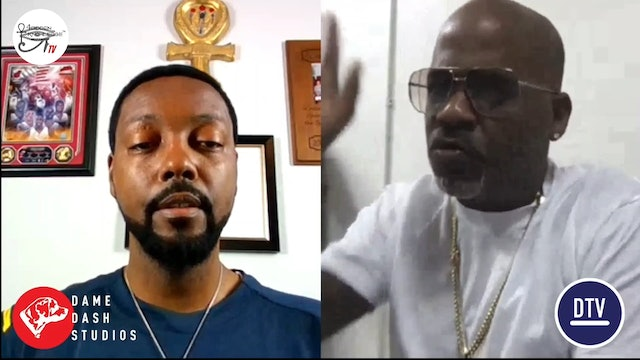 Dame Dash Interview With Billy Carson - Before The Egyptian Mystery School.