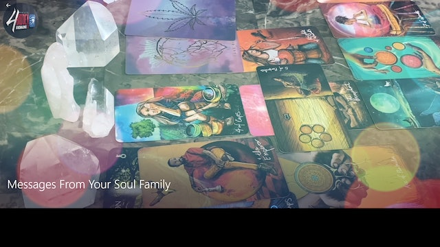 Messages From Your Soul Family