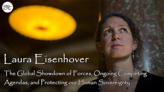 Laura Eisenhover - The Global Showdown of Forces