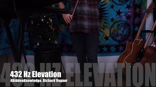 432 Hz Elevation - 4BiddenKnowledge, Richard Vagner