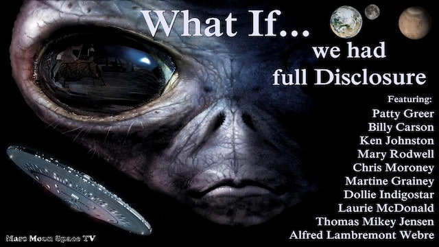 What If... With Chris Moroney, David Gannet, Patty Greer, Thomas Mikey. Part 2